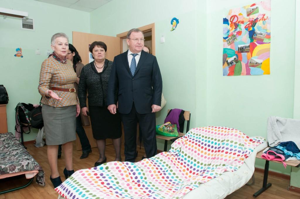 Глава Балашихи Евгений Жирков